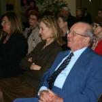 Il giudice Enrico Di Nicola, padre dell'autrice del libro