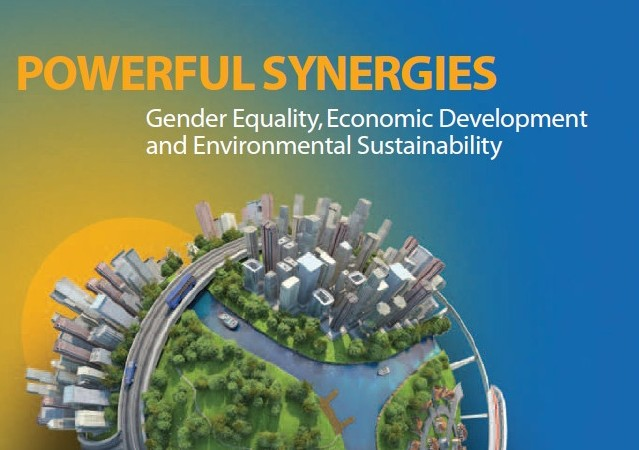 What are the interconnections between gender equality and sustainable development?