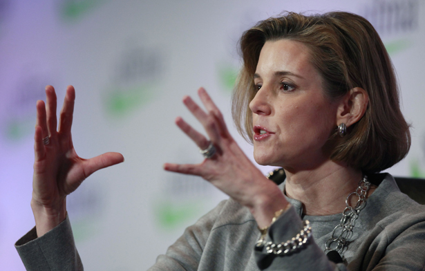 Former First Lady of Wall Street: 'Unspoken secret' to female success in a male-dominated industry is networking
