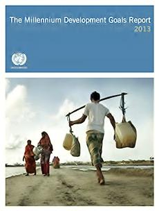 The gender dimension of the Millennium Development Goals I 2013 Report