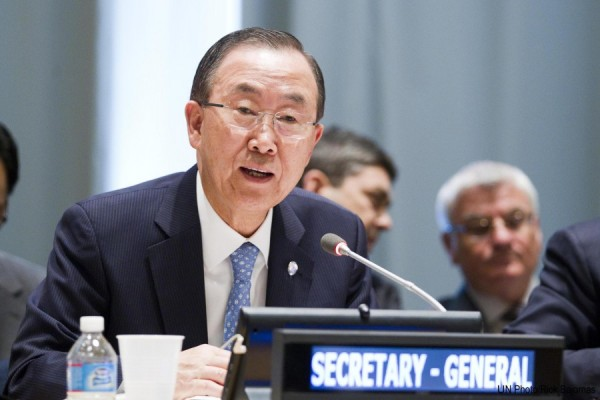 Keeping Gender Equality on Top of the UN Agenda