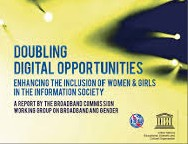 200 million fewer women online, 1st UN global report on 'broadband and gender' says