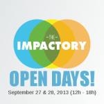 Time for Equality takes part in The Impactory Open Days – 27 September