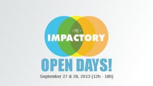 The Impactory Open Days