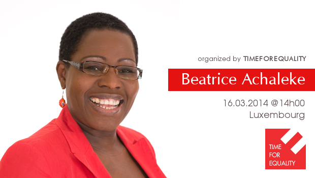 Meeting Beatrice Achaleke, the woman and the writer