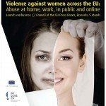 Violence against women across the EU: Abuse at home, work, in public and online – A survey by FRA