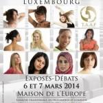 Droits des femmes : Exposés/ Débats, 6&7 March, Luxembourg