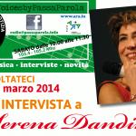Serena Dandini, sabato 22 marzo a Voicesby PassaParola, Radio Ara.