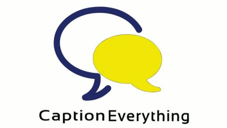 Join the campaign : Caption Everything!