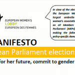 European Women's Lobby Manifesto- Act now for her future, commit to gender equality!