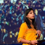 Meera Vijayann at TEDx HoP, London