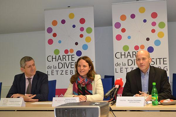 Le premier Baromètre Diversité & Entreprise publié au Luxembourg