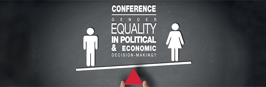 Gender Equality in Political and Economic Decision-Making