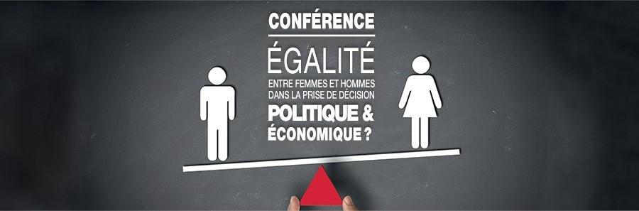 Les femmes dans la prise de décision politique et économique