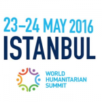 World Humanitarian Summit 2016 Istanbul