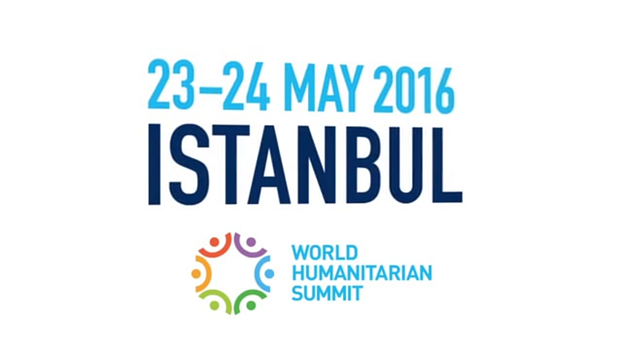 23-24 May: First World Humanitarian Summit in Istanbul