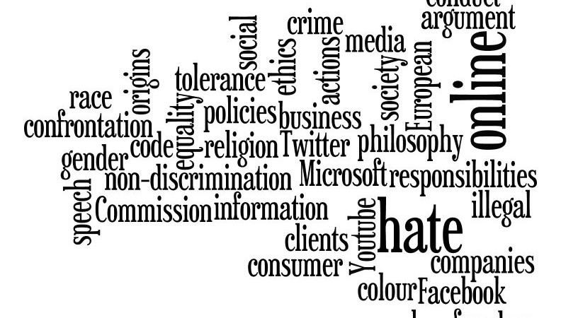 New Code of Conduct to tackle illegal hate speech online in Europe