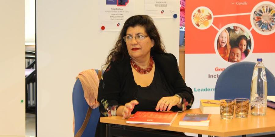 Nada que declarar – Rencontre avec l'écrivaine péruvienne Teresa Ruiz Rosas
