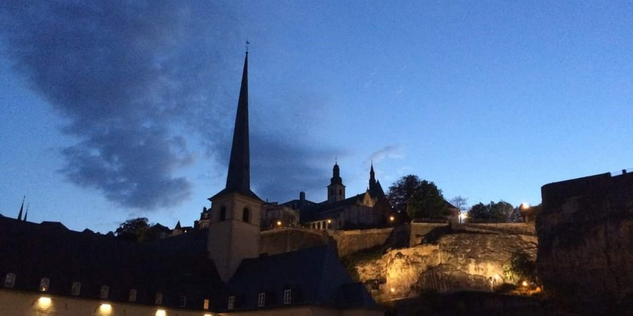 Sleepless in Luxembourg