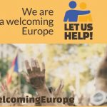 Together, let's be a welcoming Europe!