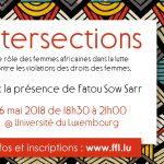 Intersections – Le rôle des femmes africaines dans les mouvements pour les droits des femmes