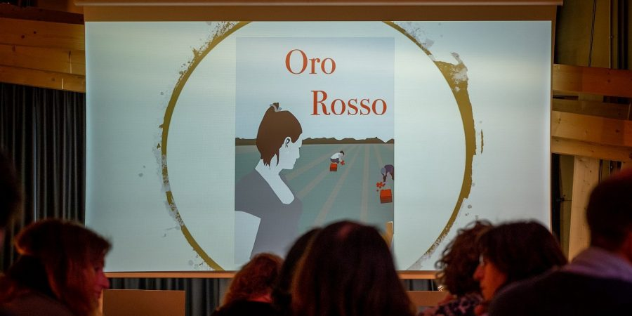 Photogallery – Oro Rosso, Stefania Prandi, 2 octobre 2019 Luxembourg