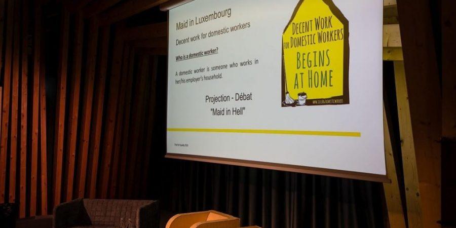 Témoignage – Hélène, 25 ans de ménage, Luxembourg