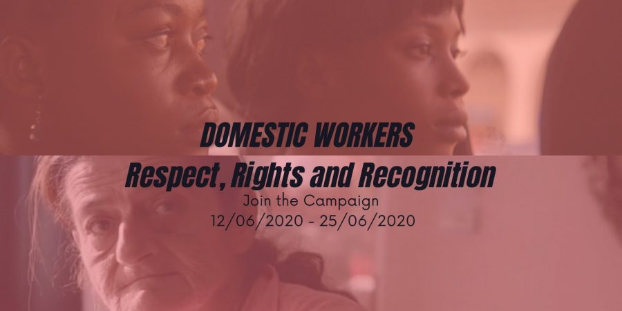 Respect, Rights & Recognition for Domestic Workers