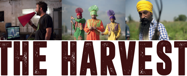 The Harvest – Film online and live discussion with the director