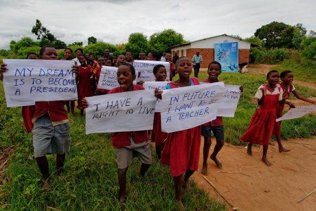160 million children in child labour